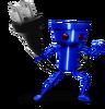 Super Smash Bros. Strife recolour - Chibi-Robo 2