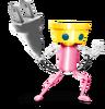 Super Smash Bros. Strife recolour - Chibi-Robo 7