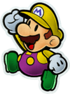 Super Smash Bros. Strife recolour - Paper Mario 3