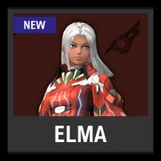 Super Smash Bros. Strife character box - Elma