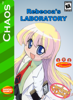 Rebecca's Laboratory Box Art