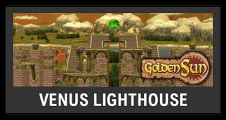Super Smash Bros. Strife stage box - Venus Lighthouse