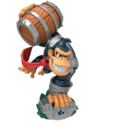 Dark Turbo Charge Donkey Kong - Skylander
