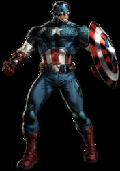 Heroic War - Captain America