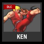 Super Smash Bros. Strife Assist box - Ken