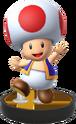 Toad - SSBStrife amiibo