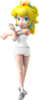Super Smash Bros. Strife recolour - Peach 11