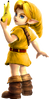 Super Smash Bros. Strife recolour - Young Link 4