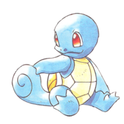 Squirtle PKMNRG