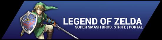 SSBStrife portal image - Legend of Zelda