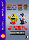Namco Museum Arrangement Box Art 4
