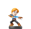Swordfighter Mii - SSB4 amiibo