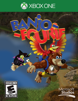 Banjo-Fourie Cover Art (Xbox One)