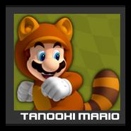 ACL Mario Kart 9 character box - Tanooki Mario