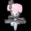 Super Smash Bros. Strife recolour - Meloetta-Pirouette 6