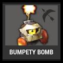 Super Smash Bros. Strife SR enemy box - Bumpety Bomb