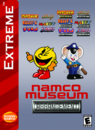 Namco Museum Arrangement Box Art 1