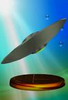 UFO Trophy melee