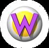 Brawl Sticker Wario World Symbol (Wario World)