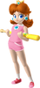 Super Smash Bros. Strife recolour - Daisy 1
