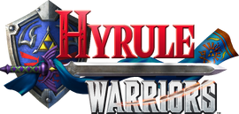 Hyrule Warriors EU logo