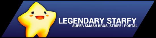 SSBStrife portal image - Legendary Starfy