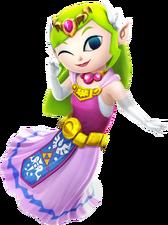 HWL Toon Zelda