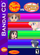 Azumanga Daioh Vs Pani Poni Dash Box Art 1