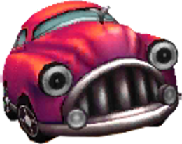 SSB4 Devil Car