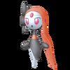 Super Smash Bros. Strife recolour - Meloetta-Aria 1