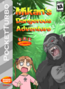 Mikan's Dangerous Adventure Box Art 2