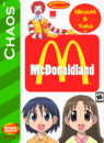 Miruchi & Yuka in McDonaldland Box Art (Re-Release) 2