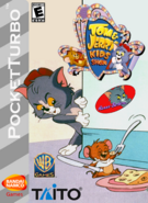 Tom and Jerry Kids Game Box Art 2