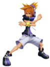 Neku Sakuraba - Kingdom Hearts 3D