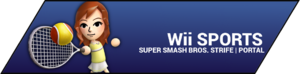 SSBStrife portal image - Wii Sports