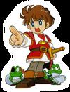 Brawl Sticker Sabure Prince (Kaeru no Tame ni Kane wa Naru)