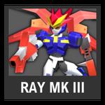 Super Smash Bros. Strife Assist box - Ray MK III