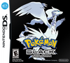 Pokemon Black box art