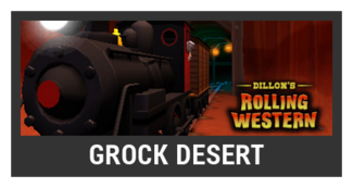 Super Smash Bros. Strife stage box - Grock Desert