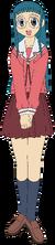 Aya (Azumanga Daioh Design)