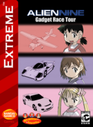 Alien Nine Gadget Race Tour Box Art 1