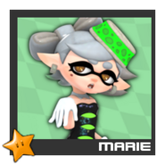 ACL Mario Kart 9 character box - Marie