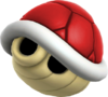 SSB4 styled red shell