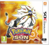 Pokemon Sun box art