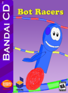Bot Racers Box Art 2