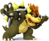 Super Smash Bros. Strife recolour - Bowser 3