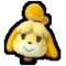 SSBStrife head icon - Isabelle 0