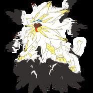 Solgaleo - Radiant Sun Phase