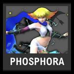 Super Smash Bros. Strife Assist box - Phosphora