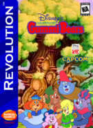 Disney's Gummi Bears Box Art 1